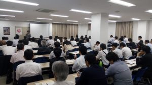 平成29年度 第1回 豊田市つながる社会実証推進協議会を開催しました。