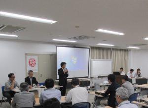 平成30年度 第1回 豊田市つながる社会実証推進協議会を開催しました
